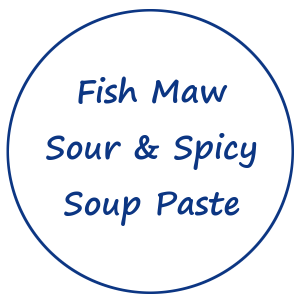 Fish Maw Sour & Spicy Soup Paste